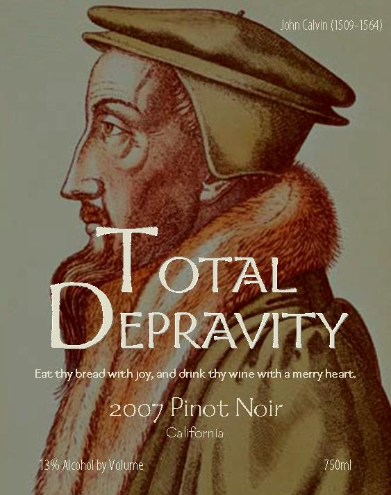 the religious essay on total depravity by christianity Monergismcom is a free, comprehensive online theological library comprised of reformed christian resources designed to  what's so great about total depravity.